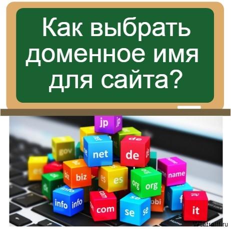 Как правильно зарегистрировать домен? Как выбрать яркое и эффективное доменное имя?