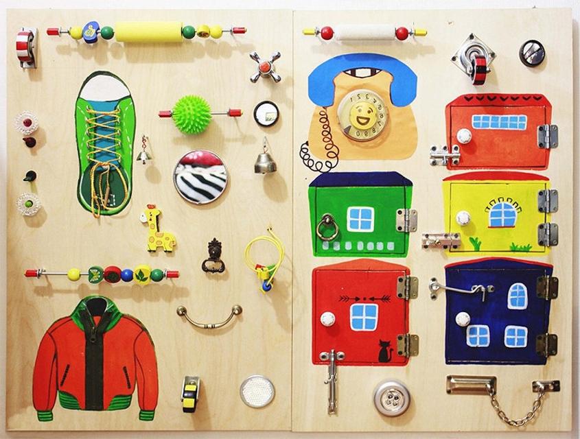 Бизнес на игрушках для развития детей