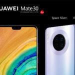 Клип замедленной съёмки Huawei Mate 30 Pro смотрится безумно сказочно