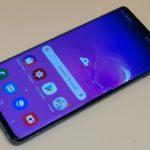 Обзор смартфона Samsung Galaxy S10+