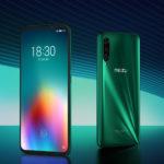 Meizu 16T - технические детали нового телефона