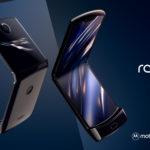 Motorola Razr - складной смартфон, который поддерживает только eSIM