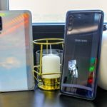 Samsung Galaxy A91 - внешний вид и спецификации