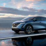 Nissan Ariya: электрокроссовер будущего для западных стран