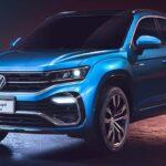 VW Tayron X: кросс-купе из 2021 года