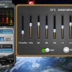 Описание программы для обработки звука DFX Audio Enhancer