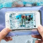 Защитные водонепроницаемые приспособления для смартфонов